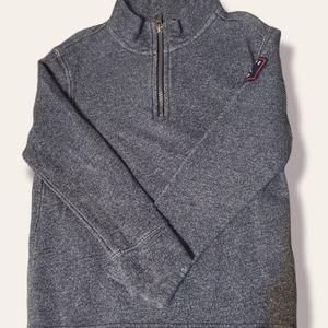 Boys Turtleneck Sweatshirt | Size 5-6
